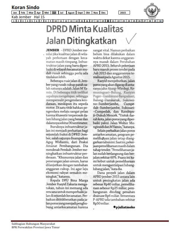 20-06-2015 Kab Jember Koran Sindo Hal 15_001