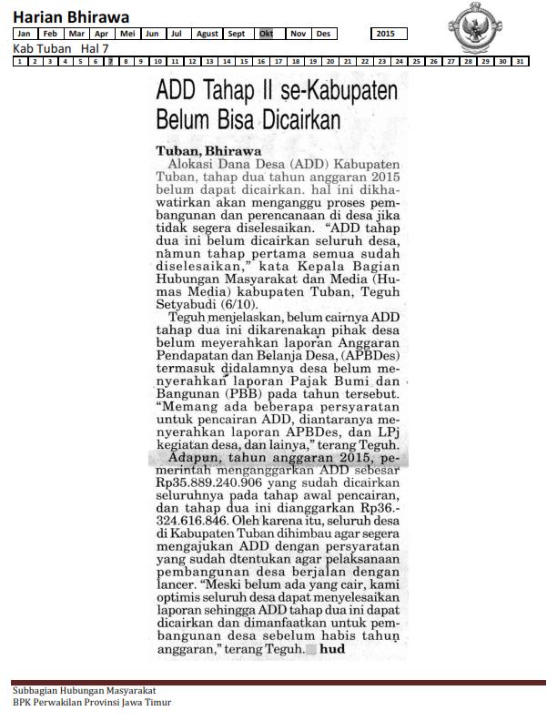 07-10-2015 Kab Tuban Harian Bhirawa Hal 7_001