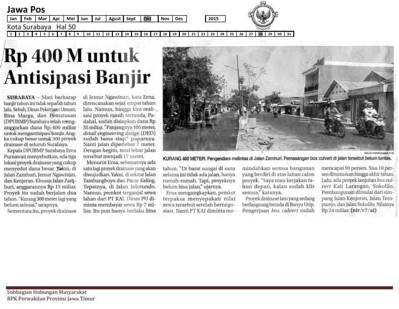 28-10-2015 Kota Surabaya Jawa Pos Hal 50