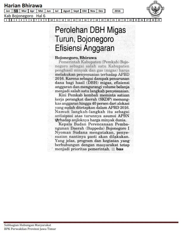 02-02-2016 Kab Bojonegoro Harian Bhirawa Hal 6_001