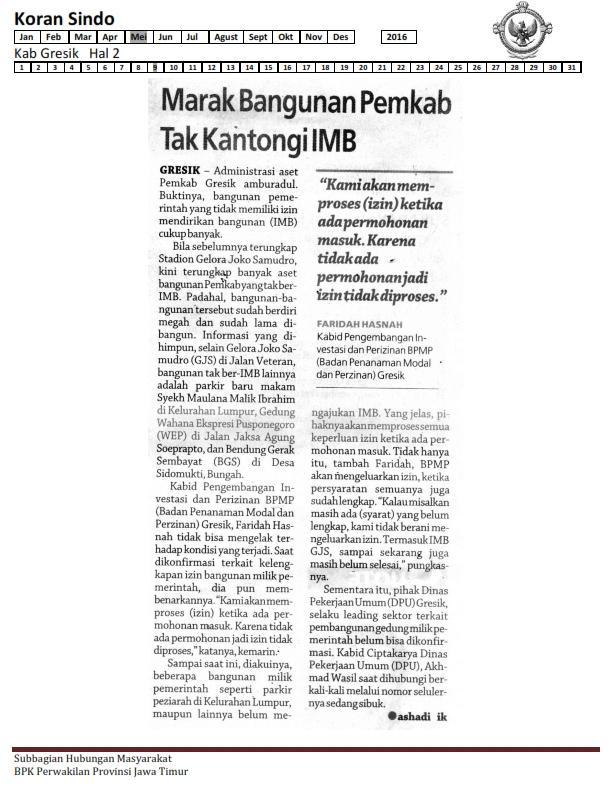 09-05-2016 Kab Gresik Koran Sindo Hal 2_001